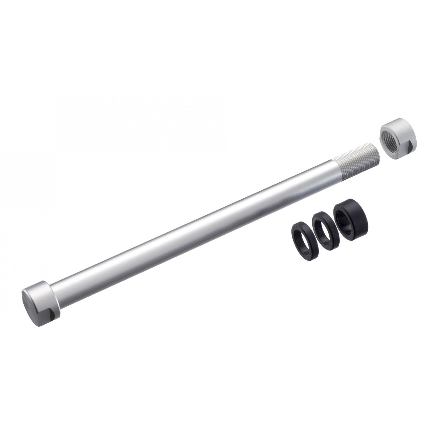Tacx Trainer Thru Axle: Tacx Trainer Axle For E-Thru (10 And 12mm