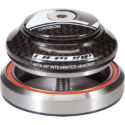 "LifeLine 1-1/8""-1.5"" IntegratedHeadset with Carbon Cap"