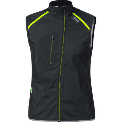 Gore Running Wear X-RUN ULTRA WINDSTOPPER® Active Shell Light Vest