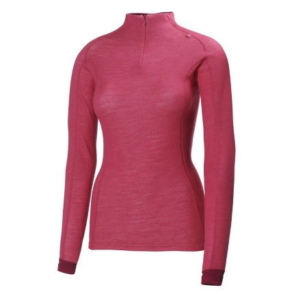 Helly Hansen Women's Warm Freeze Half Zip Base Layer 2014