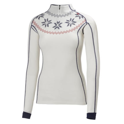 Helly Hansen Women's Warm Freeze Half Zip Base Layer