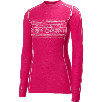 Helly Hansen Women's Warm Ice Crew Neck Base Layer