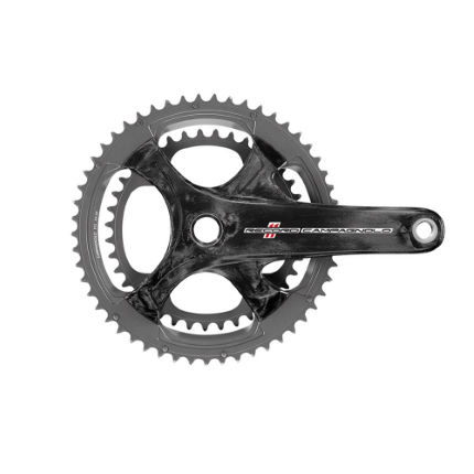 Pédalier Campagnolo Record Power Torque (11 vitesses, carbone)