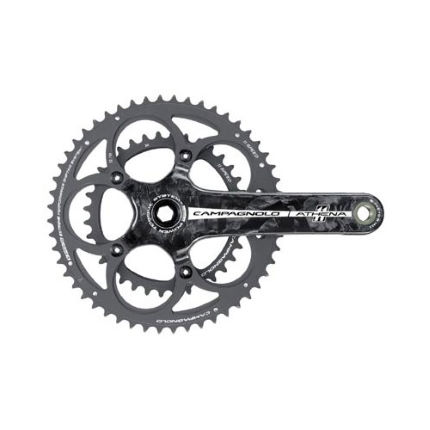 Campagnolo - Athena Power Torque Carbon 11 Speed Crankset