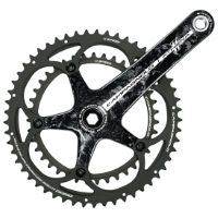 Campagnolo Athena Power Torque 11 speed crankstel van carbon
