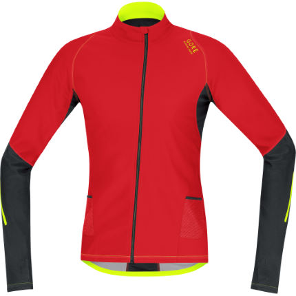 Gore Running Wear MAGNITUDE WINDSTOPPER® Soft Shell COMP Shirt