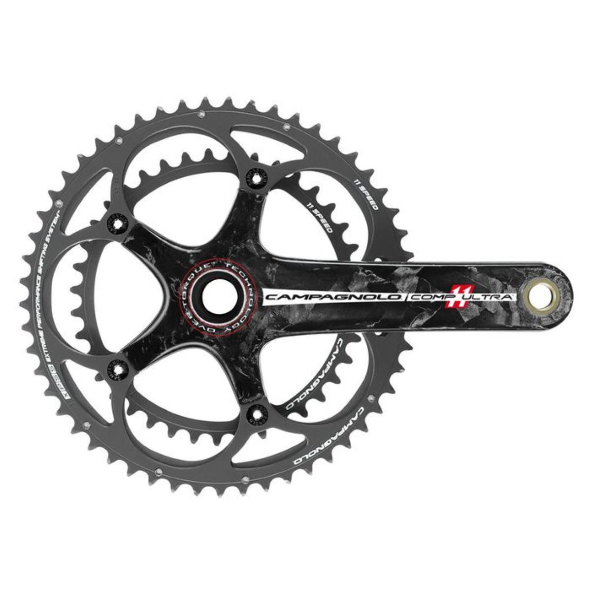 Campagnolo Comp Ultra Over Torque 11 Speed Chainset