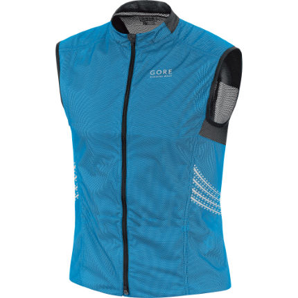 Gore Running Wear MAGNITUDE 2.0 WINDSTOPPER® Active Shell Vest