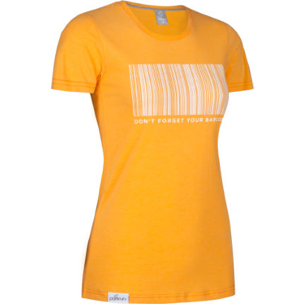 parkrun Women's Barcode Graphic Tee