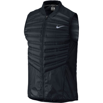 Running Gilets Is it too cold for a t-shirt, but too warm for a jacket? Then check out our range of men's and ladies' running gilets, featuring lightweight, waterproof gilets for road and trail running, from brands such as Puma, Ronhill and Gore Running Wear.