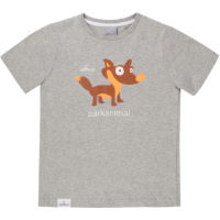 parkrun Kids Fox Graphic Tee