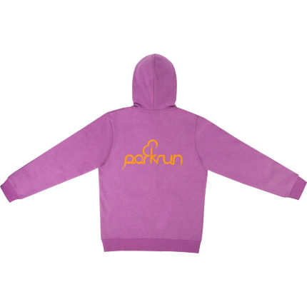 parkrun Kids Tree Zip Hoody