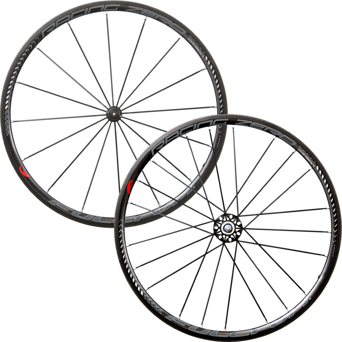 Paire de roues Fulcrum Racing Zero (carbone) - Campagnolo 10/11 Spd