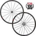 Fulcrum Racing Zero Carbon Tubular Wheelset