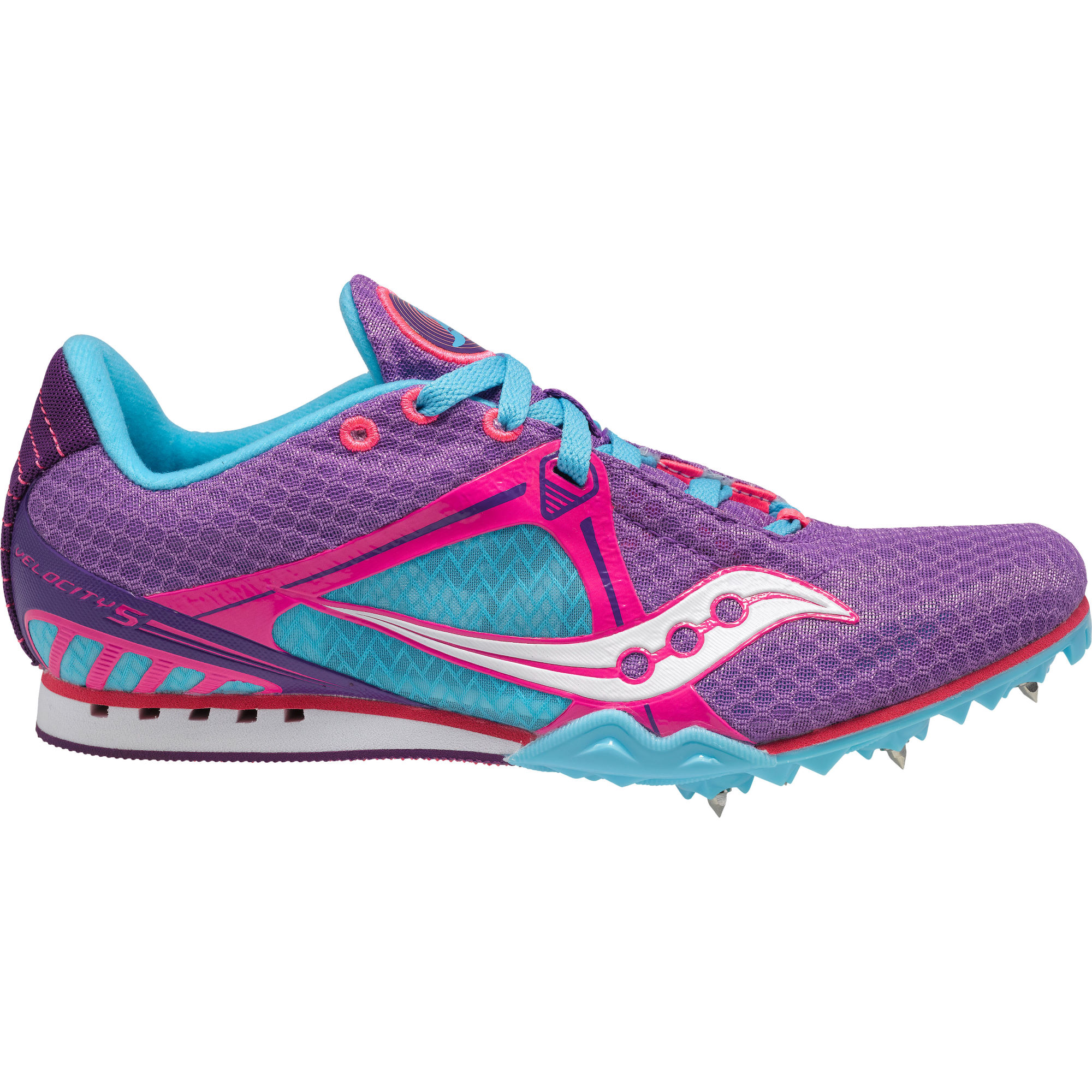 Saucony Purple Running Shoes