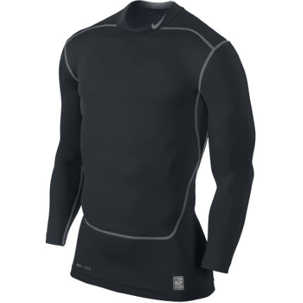 Nike Core Compression Long Sleeve Mock 2.0 - HO14