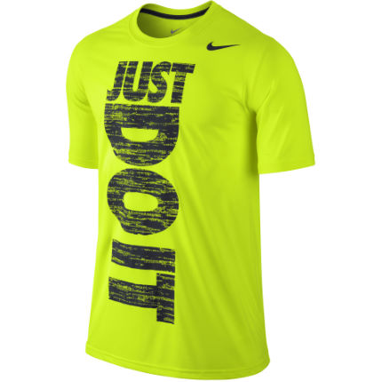Nike Legend Just Do It Camo Tee - HO14