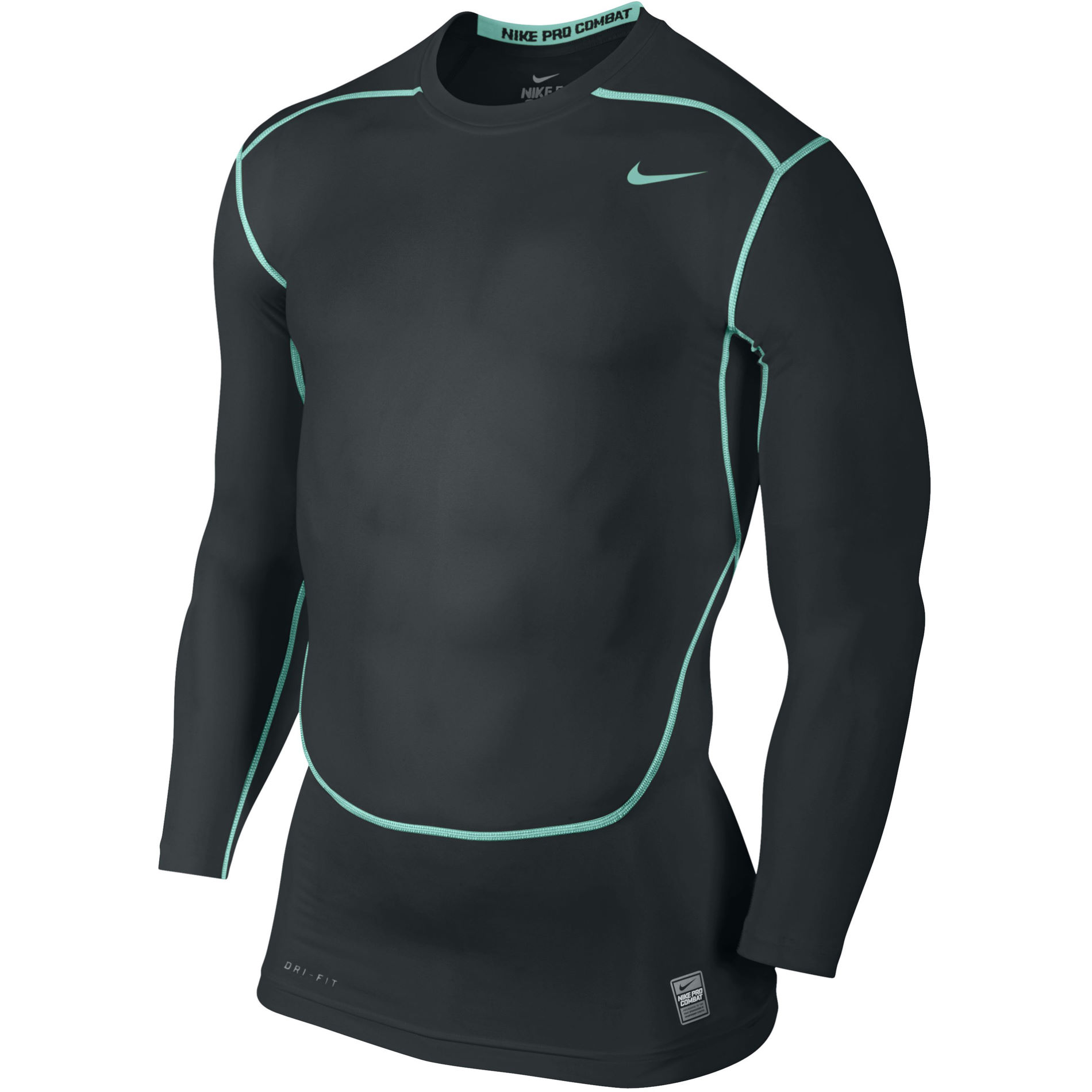 nike pro combat long sleeve. Black Bedroom Furniture Sets. Home Design Ideas