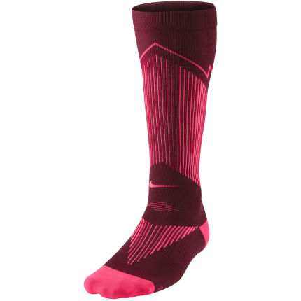 Nike Elite Graduated Compression OTC Sock - HO14