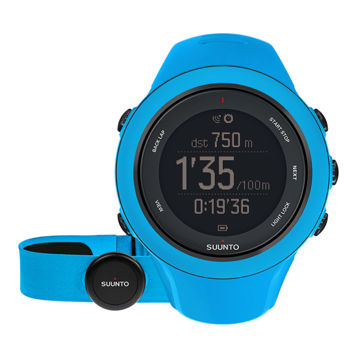 Suunto Ambit 3 Sport with HRM