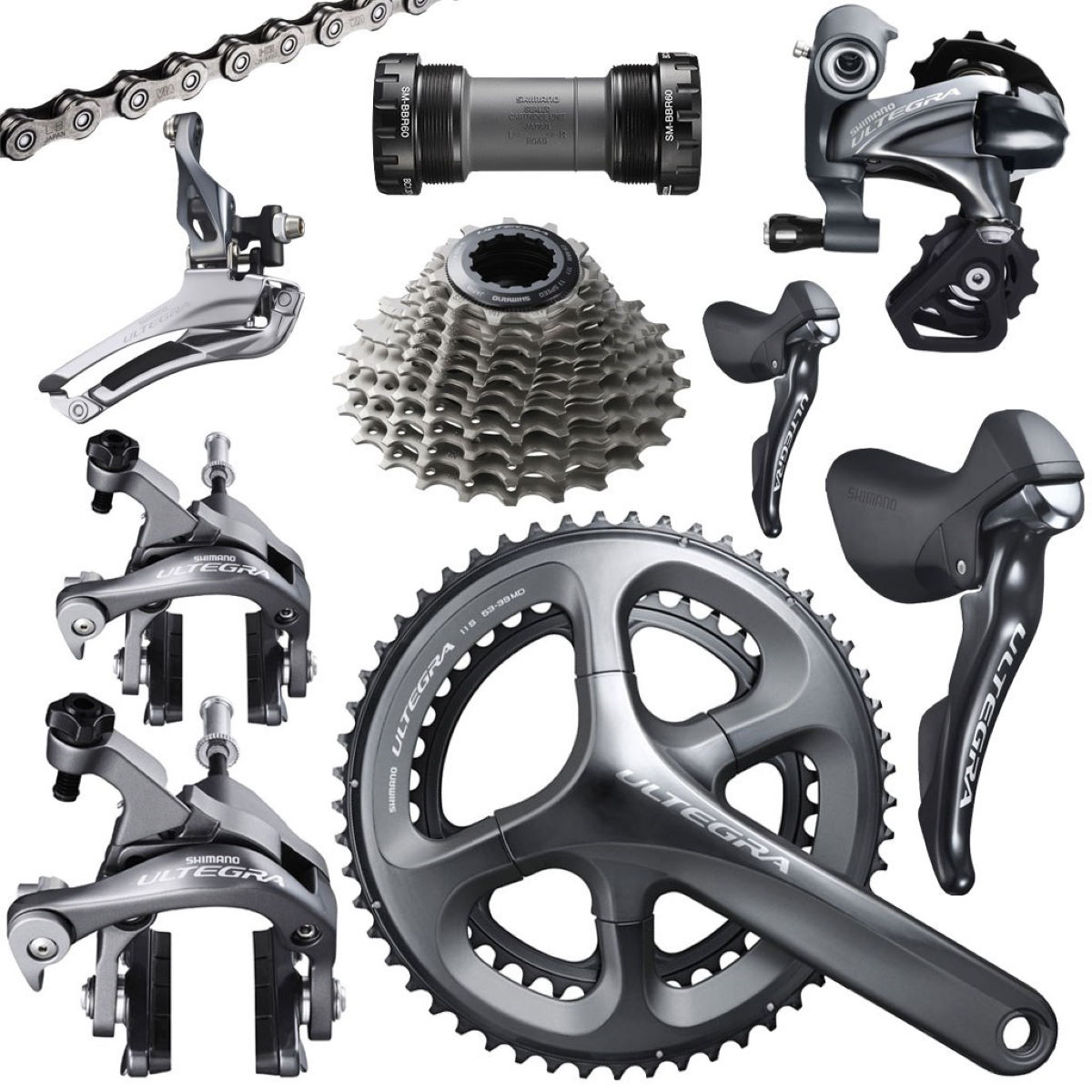 Shimano 6800 Ultegra 11 Speed Groupset