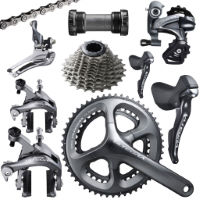 Shimano 6800 Ultegra 11 Speed Groupset (Compact)