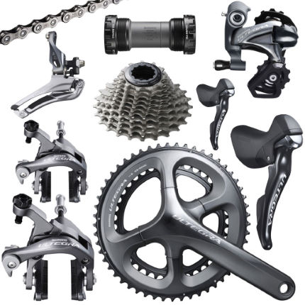 Shimano - 6800 Ultegra 11 Speed Groupset