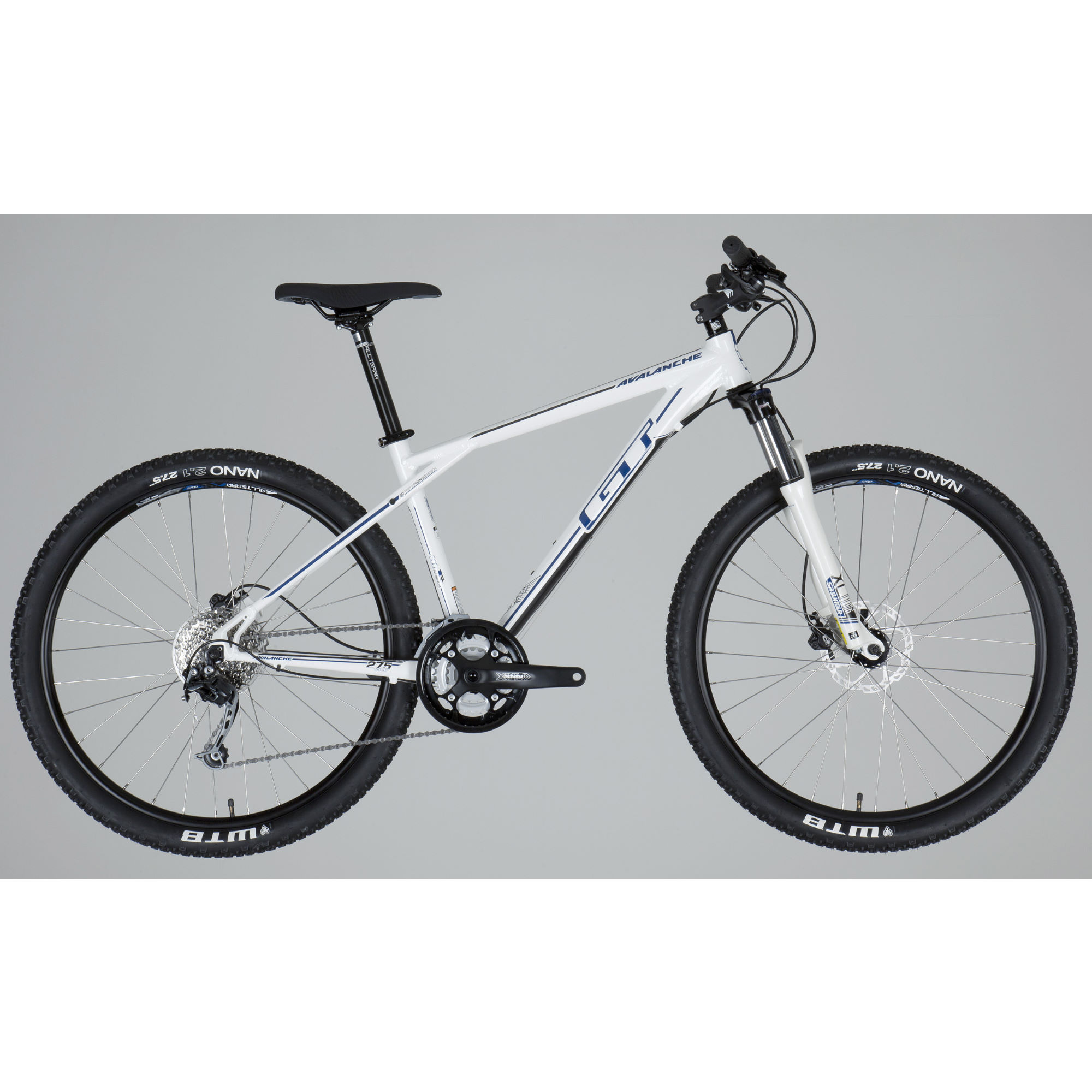 Gt Avalanche Comp 27 5 650b 2015 Hard Tail Mtb Bikes