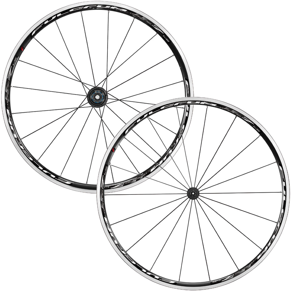 Paire de roues Fulcrum Racing 7 LG (alliage) - Shimano/Sram 10/11sp
