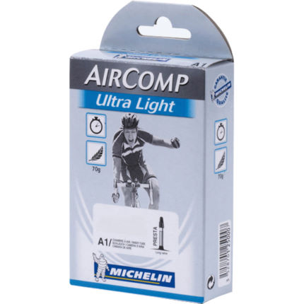 Cámara interna para carretera Michelin - Air Comp UltraLight