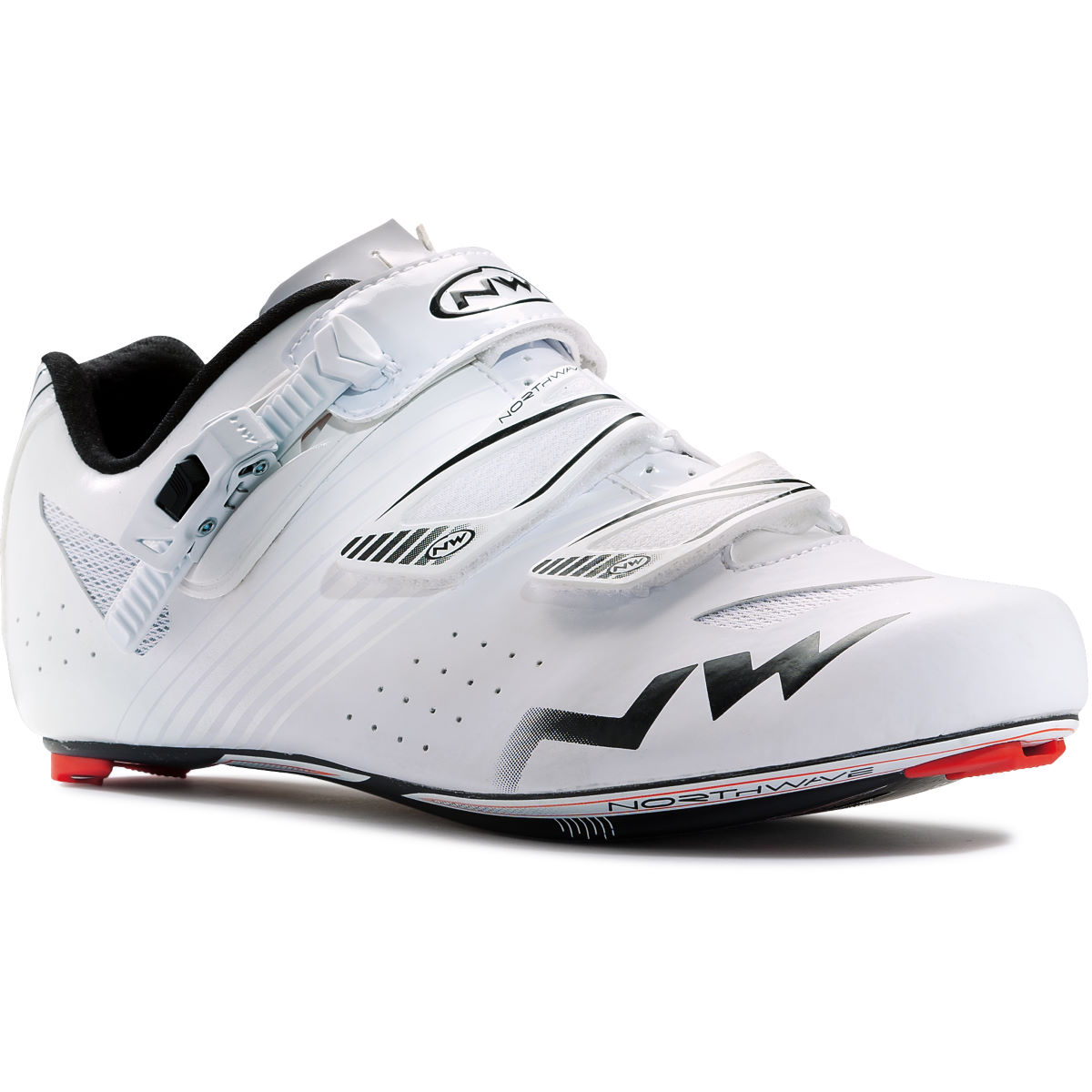 Chaussures de route Northwave Torpedo SRS - 44 Blanc