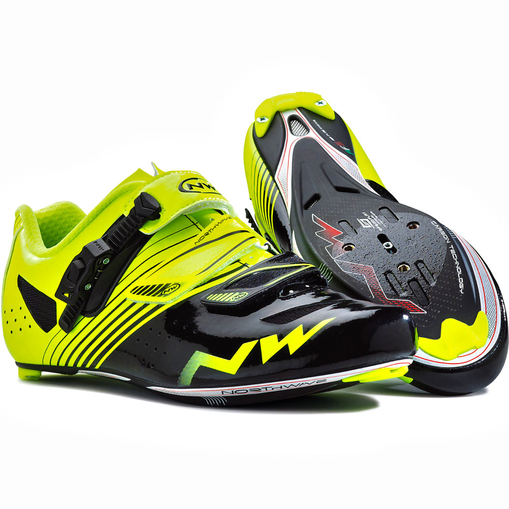Zapatillas de carretera Northwave Torpedo Junior 2018