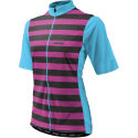 Morvelo Womens Agency Short Sleeve Jersey