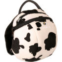 LittleLife Toddler Furry Animal Daysack Cow