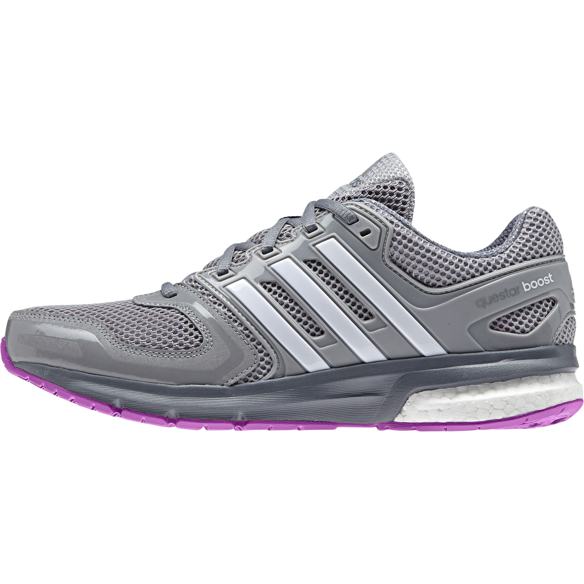 Adidas Boost Grey Womens