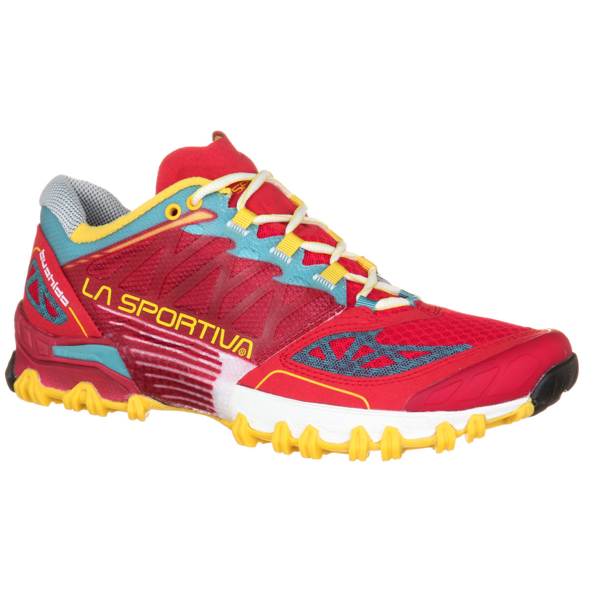 Chaussures Femme La Sportiva Bushido (AH16) - 5 UK Berry Red