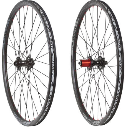 Picture of Halo Vapour Carbon 650B MTB Wheelset