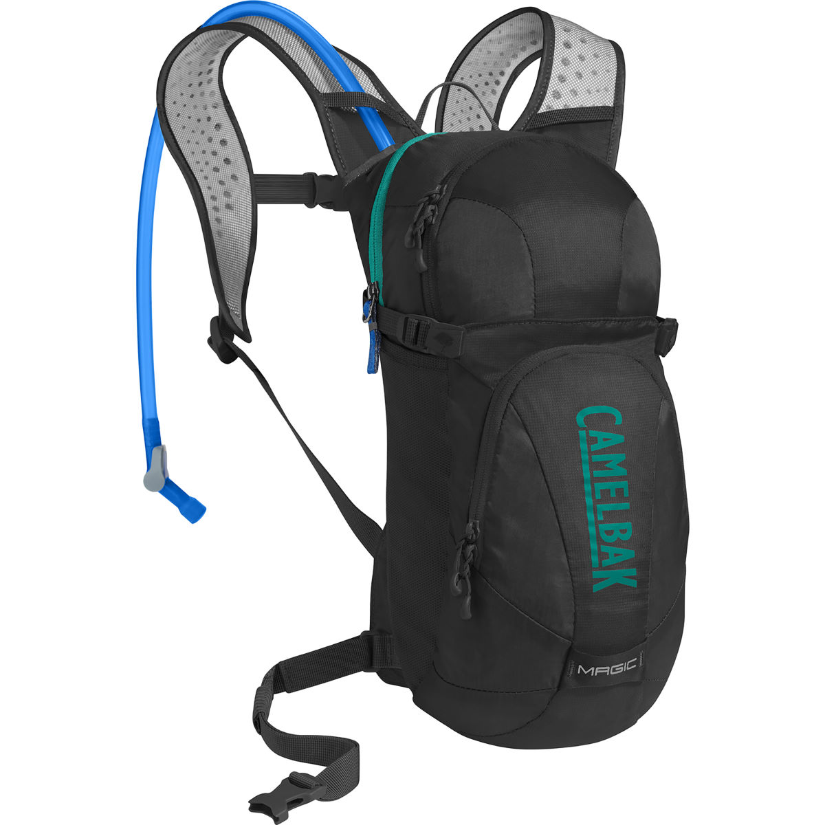 Sac d'hydratation Femme Camelbak MAGIC - One Size Black/Columbia Jade Sacs d'hydratation