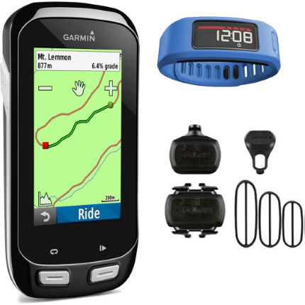 Picture of Garmin Edge 1000 Performance Bundle With free Vivofit