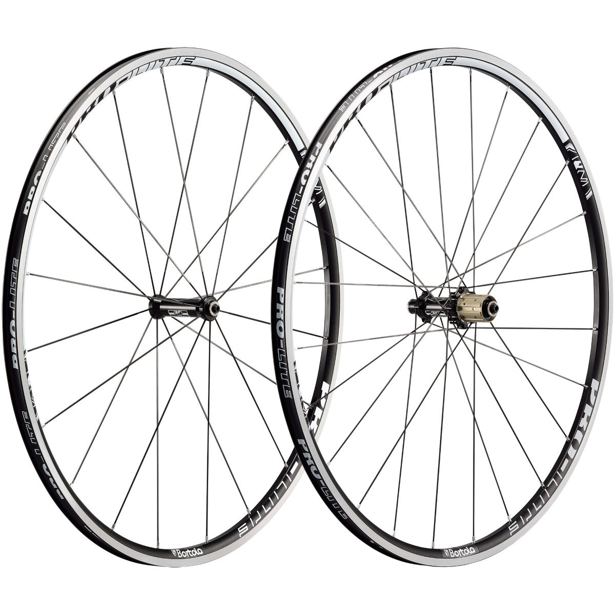 Pro Lite Bortola A21 Alloy Clincher Wheelset   Performance Wheels