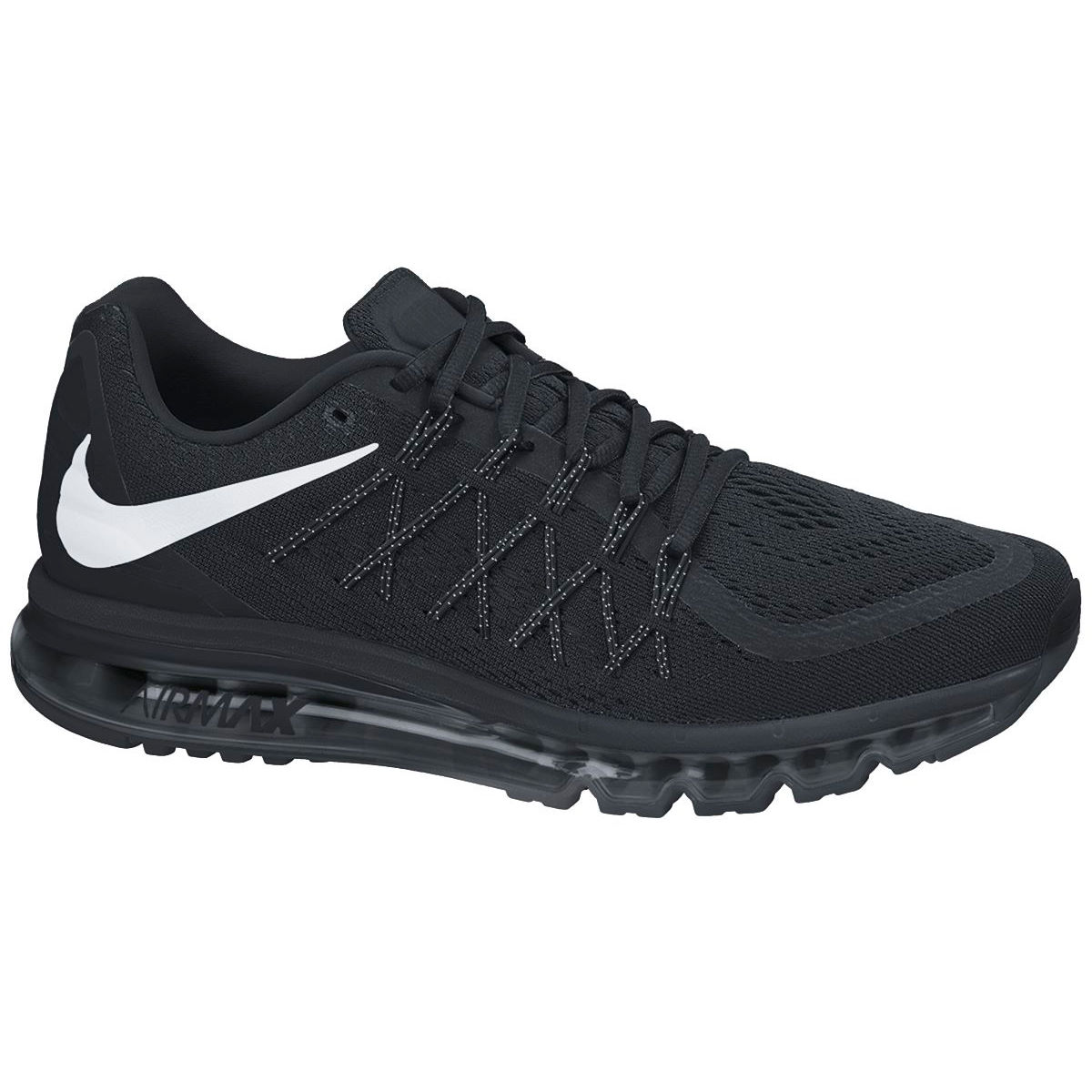 chaussures de running amorties nike air max 2015 shoes su15 wiggle france. Black Bedroom Furniture Sets. Home Design Ideas