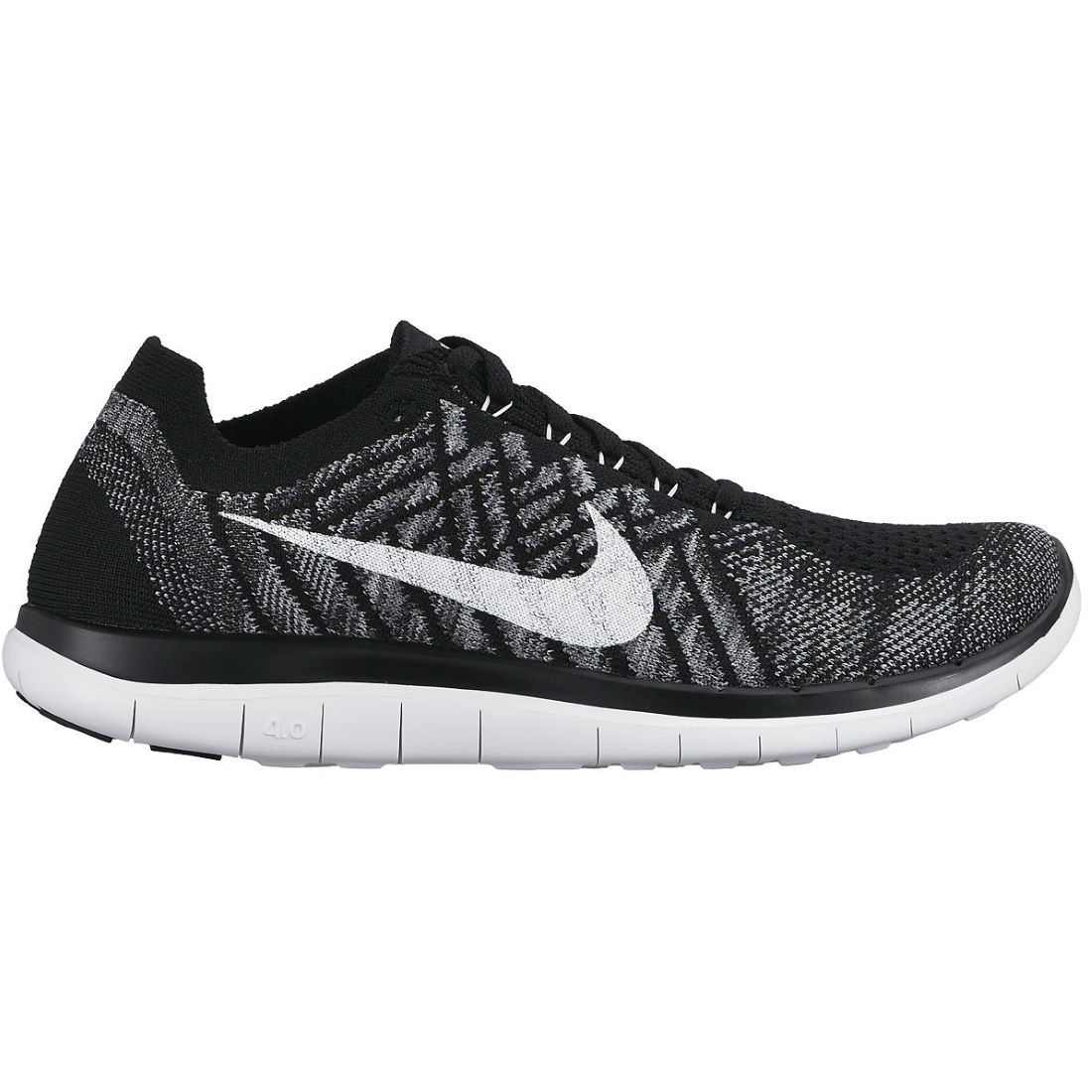 Nike Womens Free Flyknit 4 0 White Multicolor 04 Pictures to pin on