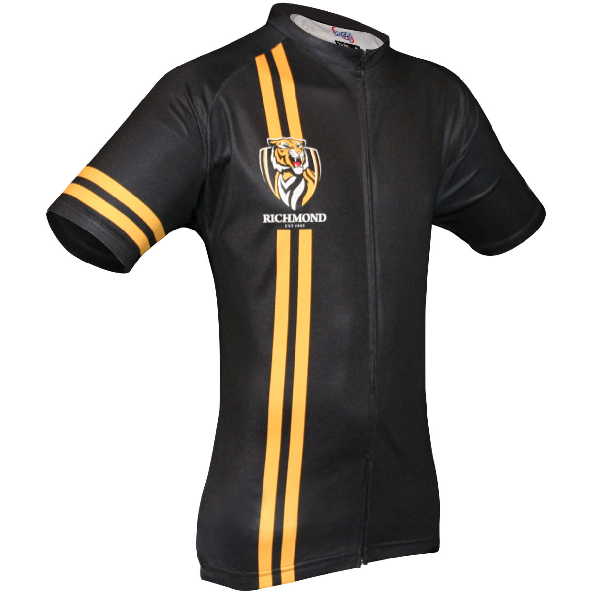 HUB Apparel AFL Licensed Cycling SS Jersey - Richmond