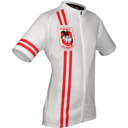 HUB Apparel NRL Licensed Cycling SS Jersey - St George
