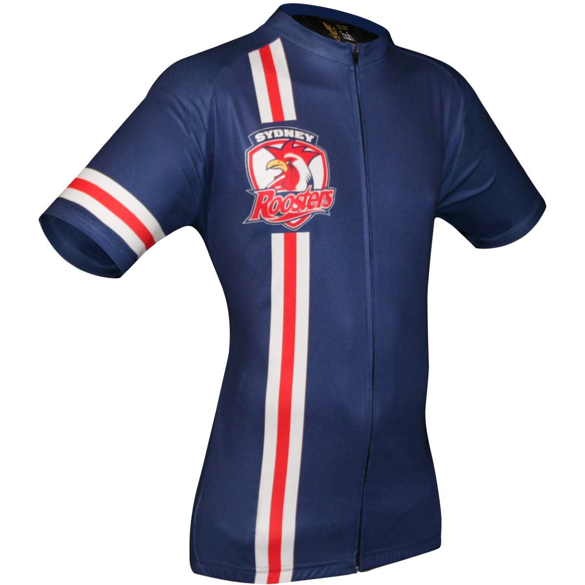 HUB Apparel NRL Licensed Cycling SS Jersey - Sydney Roosters