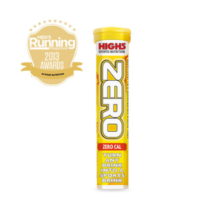 Compresse per energy drink Zero Neutral Electrolyte (20 compresse) - High5