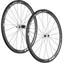 DT Swiss RC38 Spline Carbon Clincher Road Wheelset