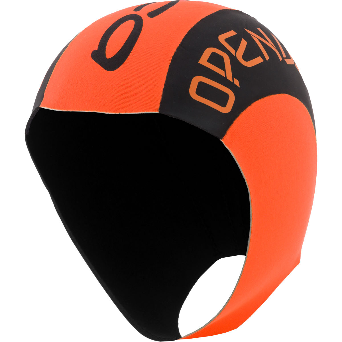 Bonnet de natation Orca (néoprène, 2016) - s/m High Vis Orange Bonnets de bain