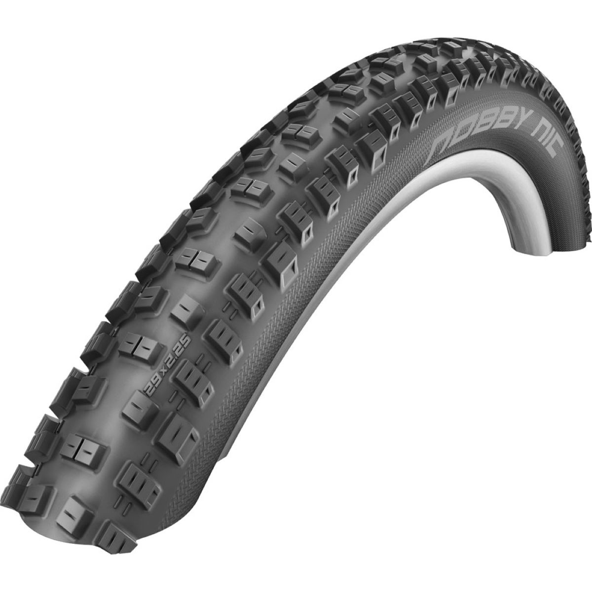 Pneu Schwalbe Nobby Nic Performance Dual Compound 27,5 pouces - Noir