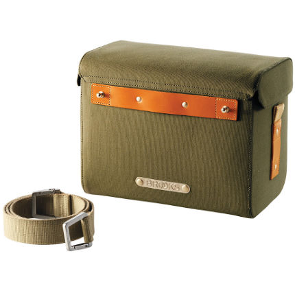 Brooks England Isle Of Skye Handlebar Bag